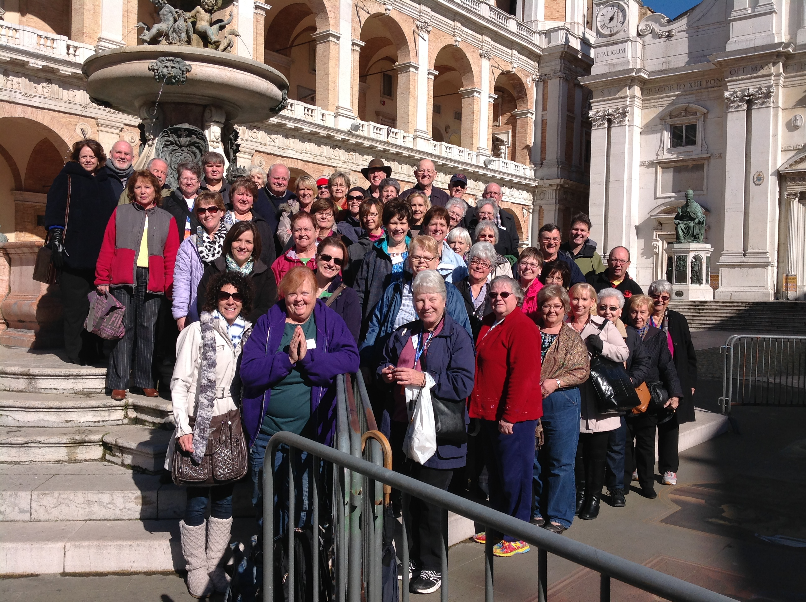 Italy Trip Group!!!  2014