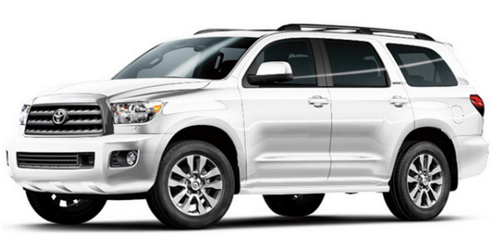 2018 Toyota Sequoia Redesign And Review