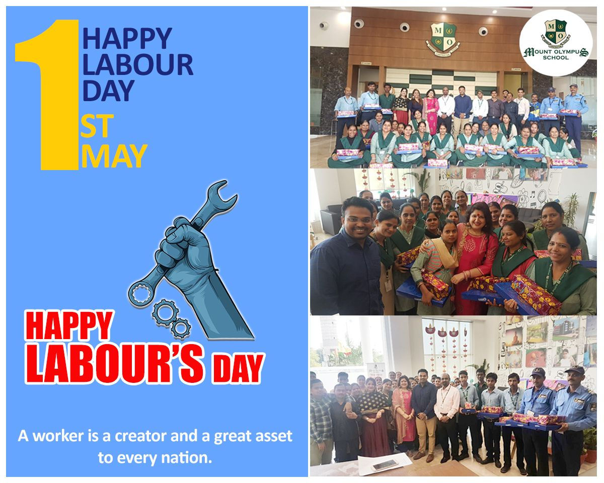 Happy Labour Day In