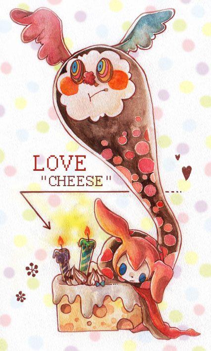 cheese! Cheese! Where is the cheese?! | Nagisa Momoe ...
