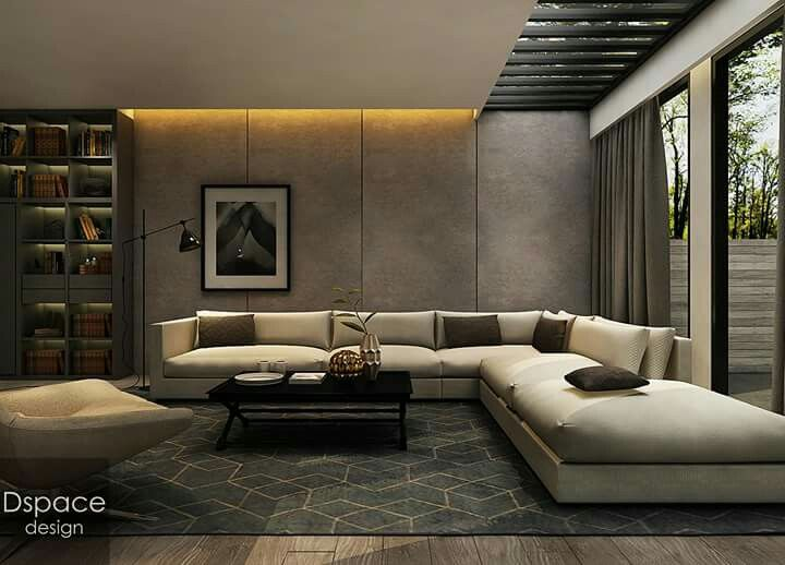 Entertainment Room U Shaped Couch Living Room Entertainment Room Room Design