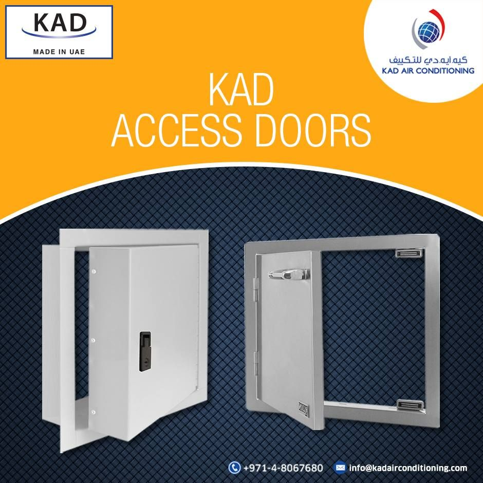 KAD Air Conditioning is leading access doors manufacturer