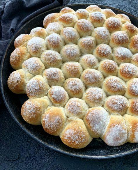Bubble Bread - lecker-macht-süchtig
