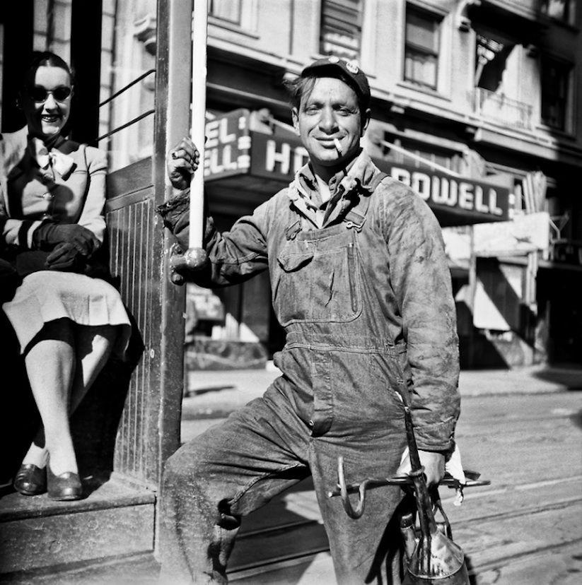 San Francisco Portrait Of A City 1940 1960 Street Photography