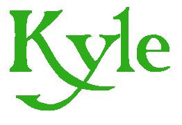World of Warcraft Font -  Kyle