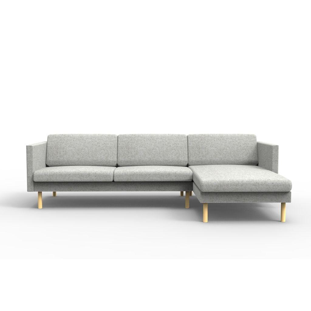 3er-sofa-chaiseloungue leaf   sofa skandinavisch, sofa und