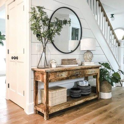 #modernfarmhouselivingroom
