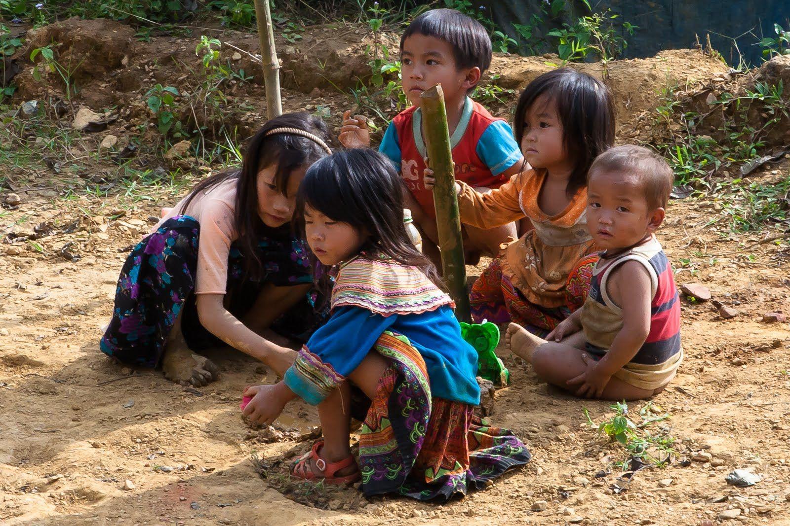 Ethnische Minderheiten in Vietnam
