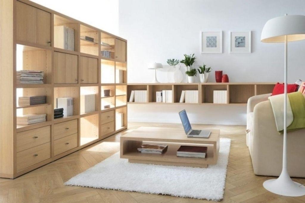 moderne holzmobel wohnzimmer ideen zum wohnzimmer einrichten in ...