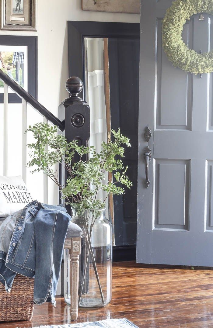 Spring Entryway | Rooms FOR Rent Blog