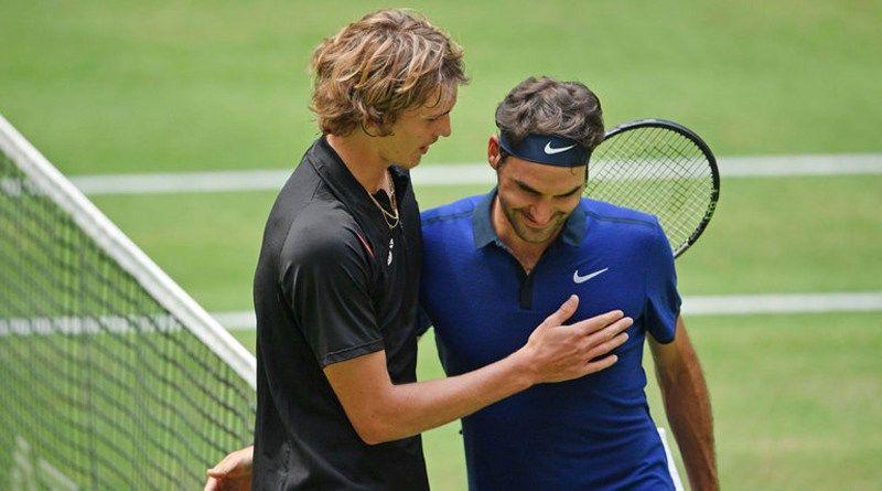 Halle 2017 Final Preview Roger Federer Vs Sascha Zverev