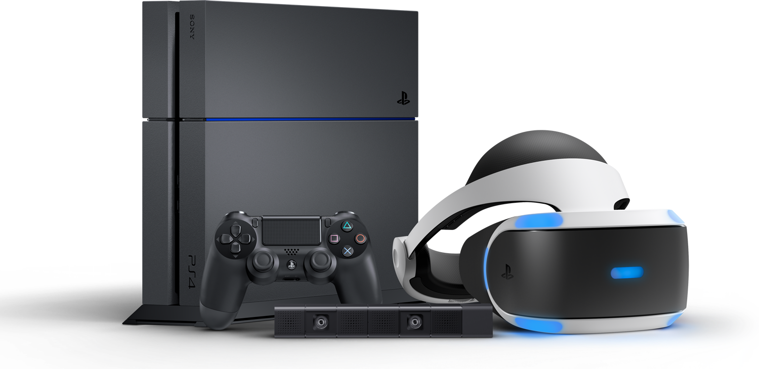 Get The Next Generation Virtual Reality Gaming Experience With Playstation Vr An Upcoming Virtual Reality Hea Playstation Vr Virtual Reality Gear Playstation