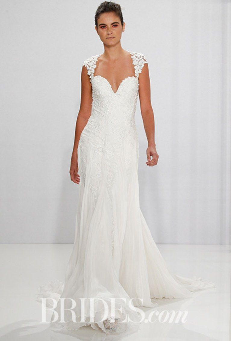 Mark zunino wedding dresses  bridescomRunwayOctobermarkzuninoforkleinfeldwedding