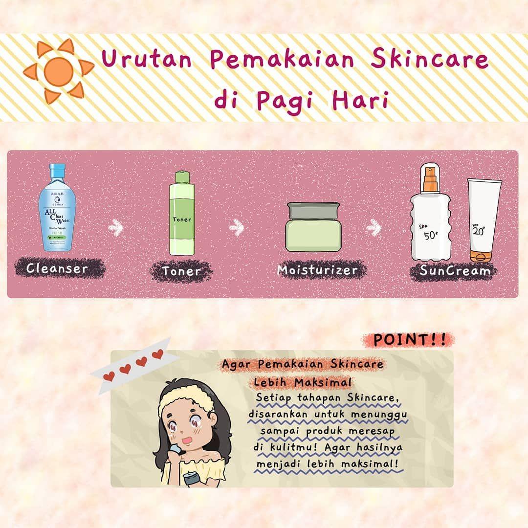 Tahapan Skincare Untuk Kulit Berminyak Dan Berjerawat