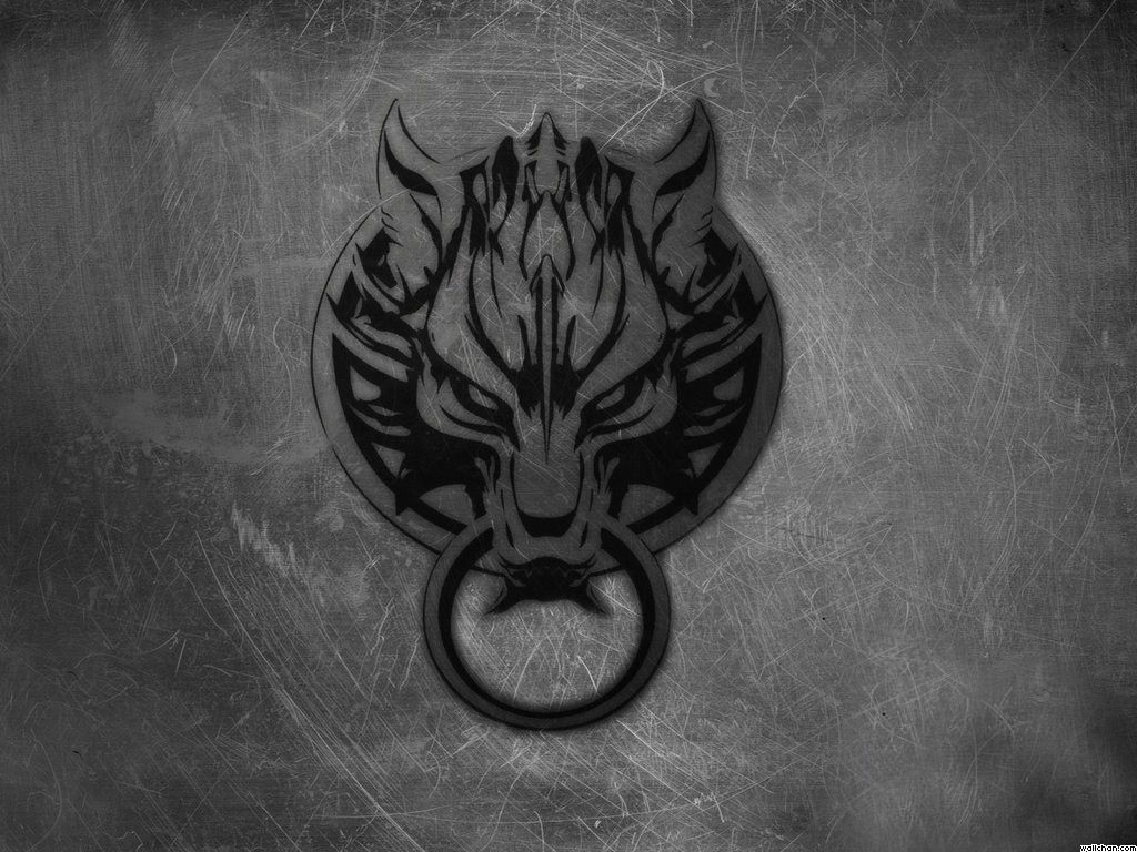 Exceptionnel Lion Wolf Door Knocker Wallpaper Wallchan