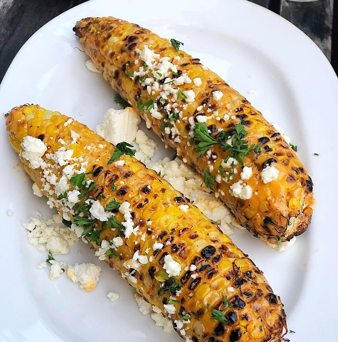 Savory Mexican Street Corn! from @prohibitionriver #MexicanStreetCorn #mexicanstreetcorn Savory Mexican Street Corn! from @prohibitionriver #MexicanStreetCorn #mexicanstreetcorn