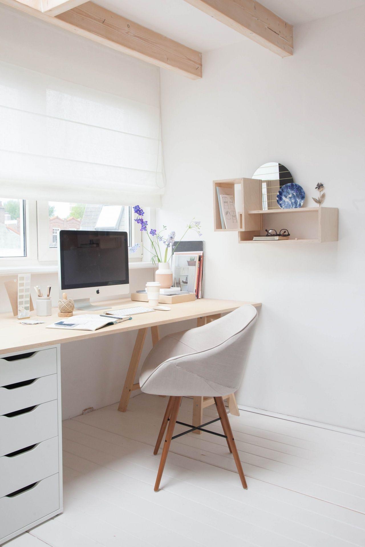 Gönnen Sie sich einen Fensterplatz | Büro | Pinterest | Desks and ...