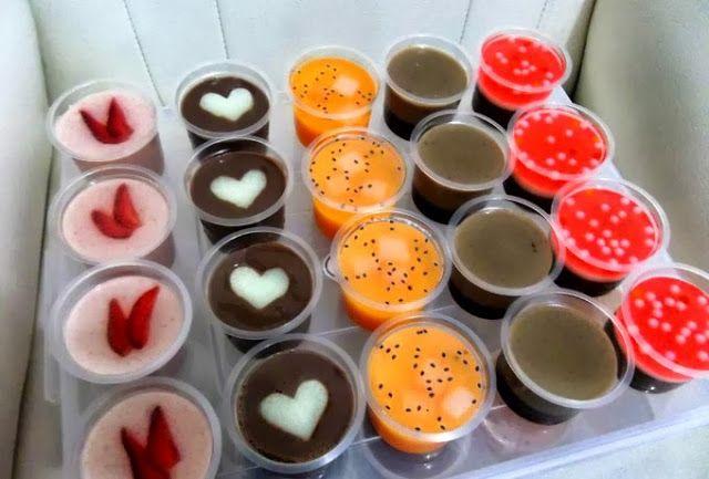 Resep Puding Cup Untuk Dijual Cara Membuat Puding Cup Puding Resep Ide Makanan