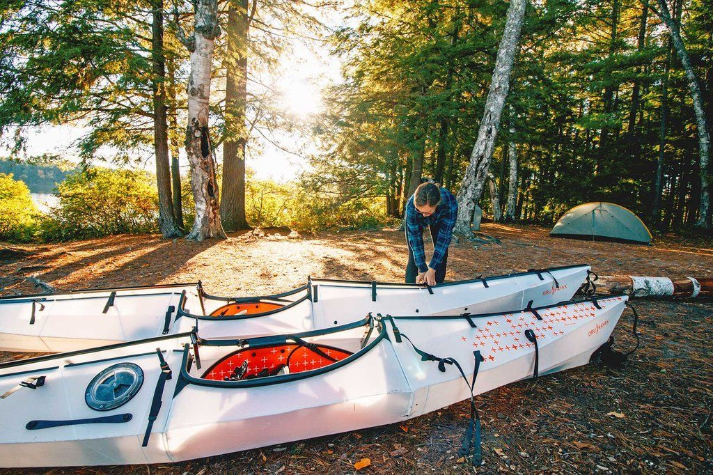 Photo of An Ode To Kayak Camping #canoeing,wilderness Kayak camping and exploring the St….