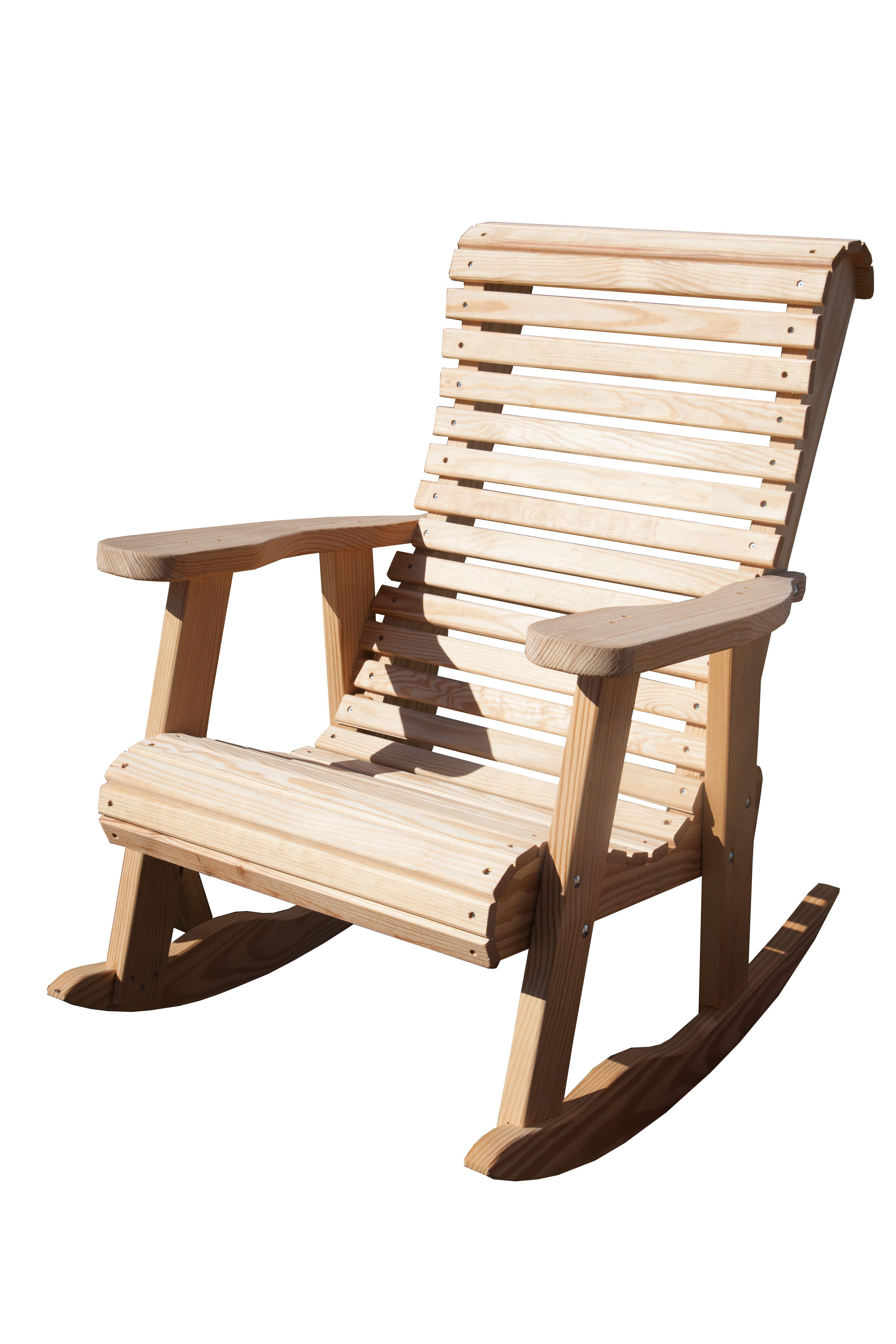 Rollback Rocker in 2020 | Pallet furniture outdoor ...