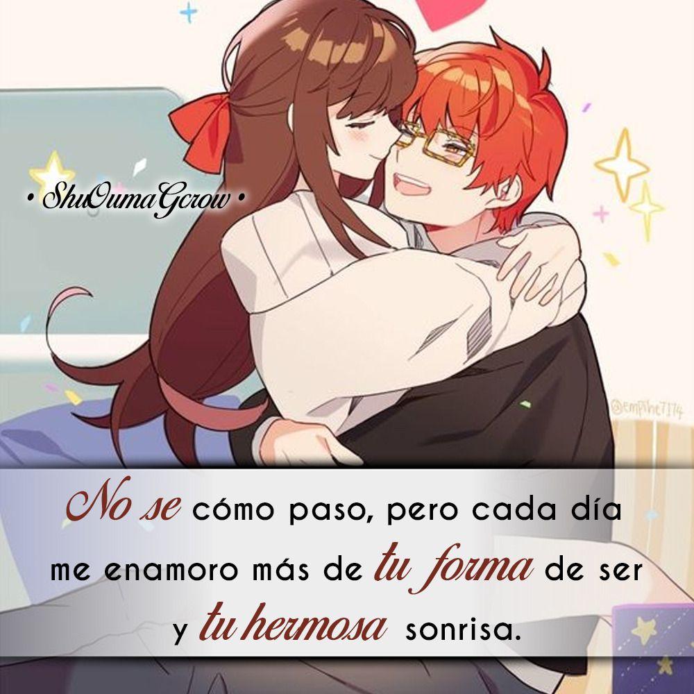 No Se Como Paso Shuoumagcrow Anime Frases Anime Frases Angel