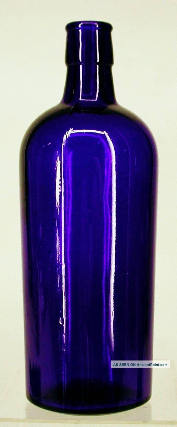 Nice 'cobalt blue'...