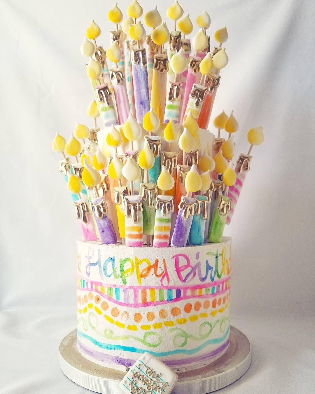 Pin by Sarah Haney on cakes Birthday cakes for women