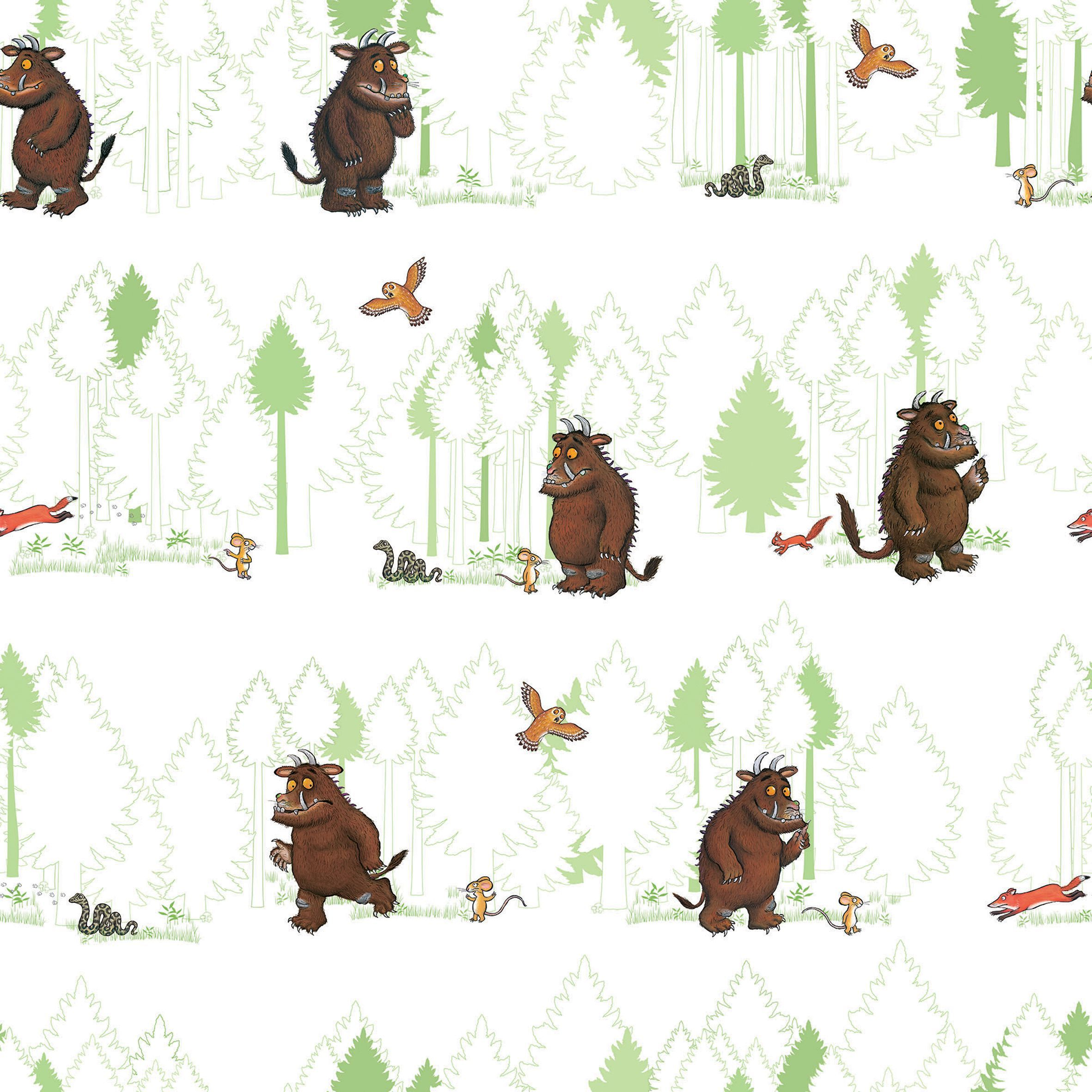 The gruffalo wallpaper wallpaper bedrooms and room the gruffalo wallpaper amipublicfo Image collections