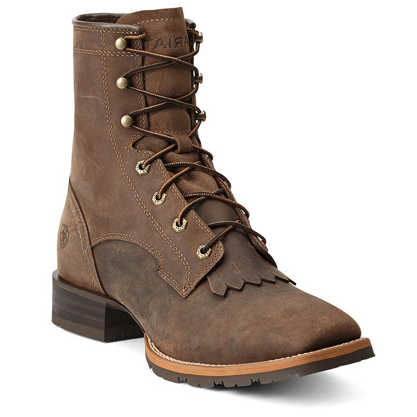 Ariat Men's Hybrid Western Performance Lacer Boots