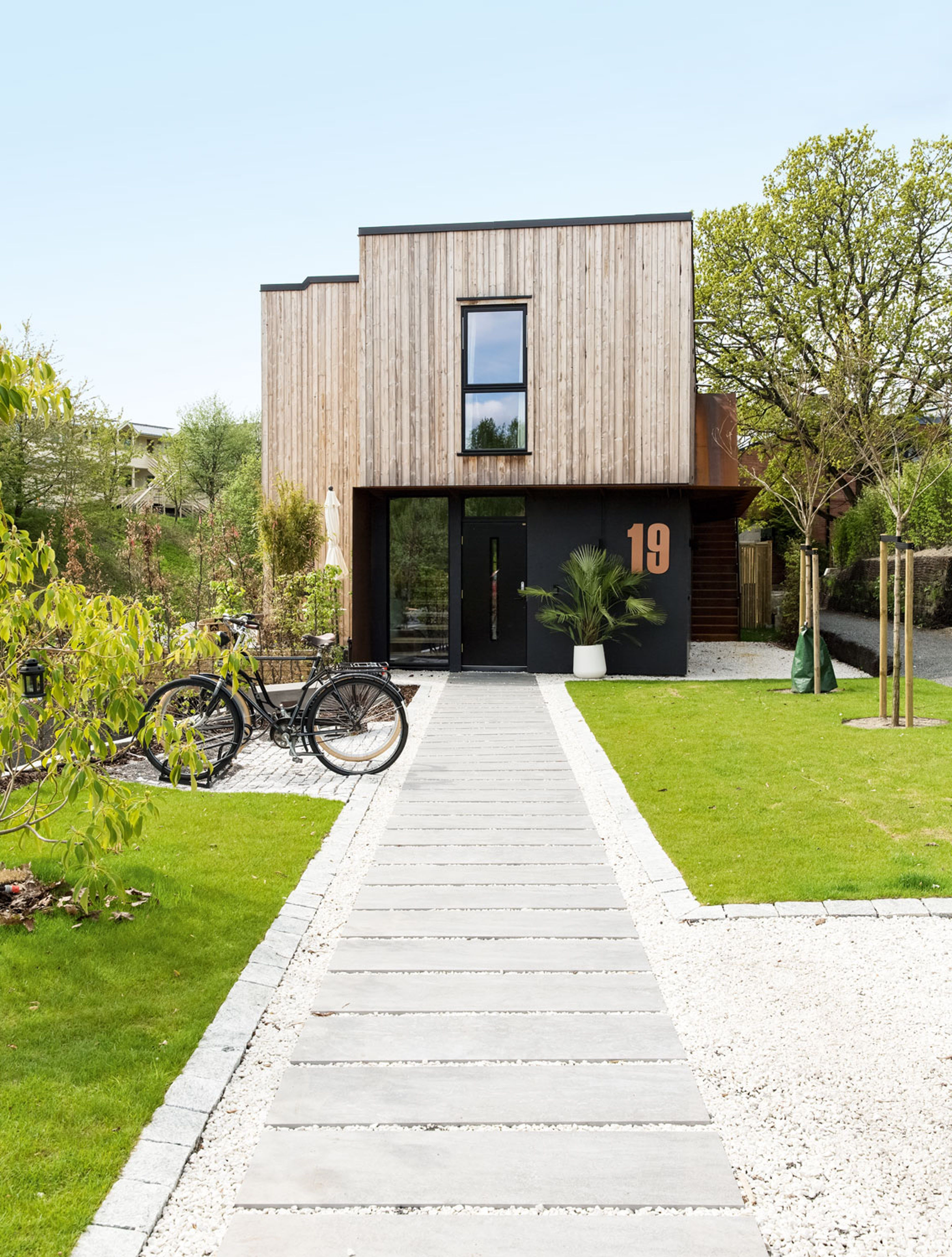 Kristin er tredje finalist i Norges vakreste hjem