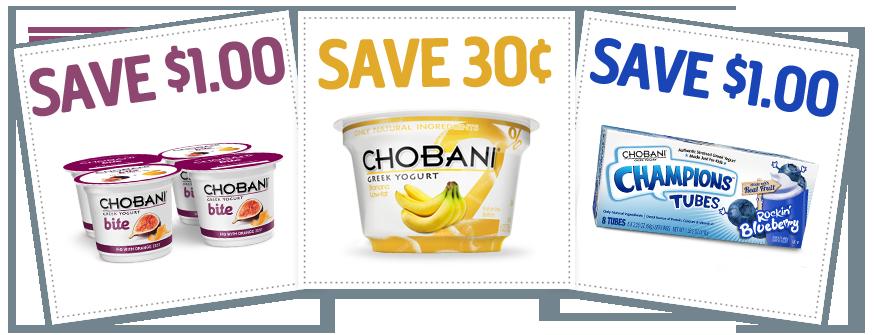 Chobani Yogurt Coupons Chobani Yogurt Allison Hertzler And All