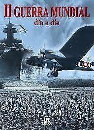 SEGUNDA GUERRA MUNDIAL DIA A DIA 1939-1945  ANTHONY SHAW SIGMARLIBROS