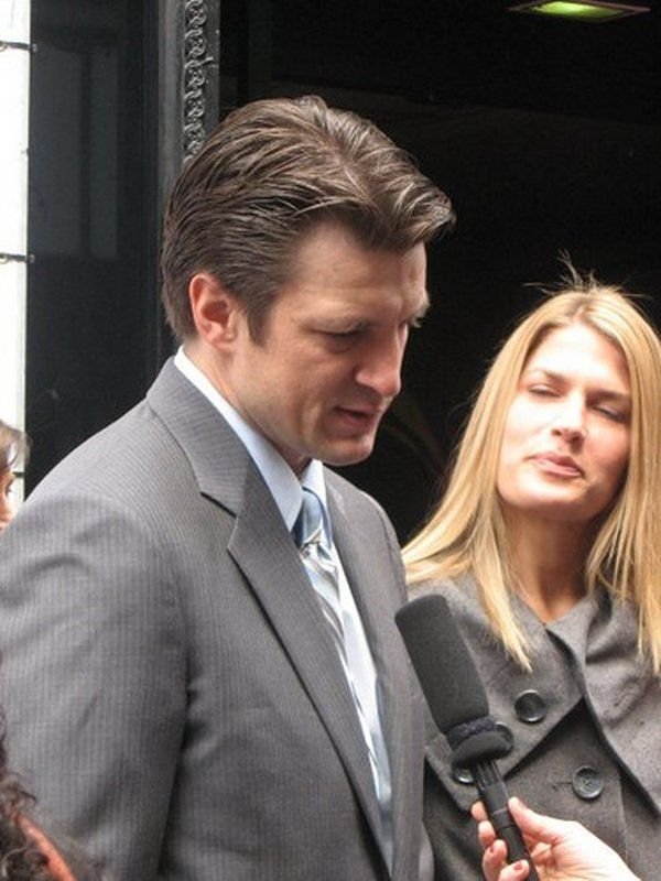 Dating michelle fillion chapman nathan Scoop: Coming