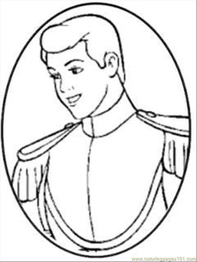 Coloring Page For Cinderella Ingcinderellacoloringpages Hrtnx 650x