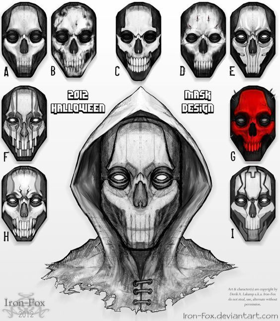 Pin By Logan Pierce On Jason Todd With Images Mask Design