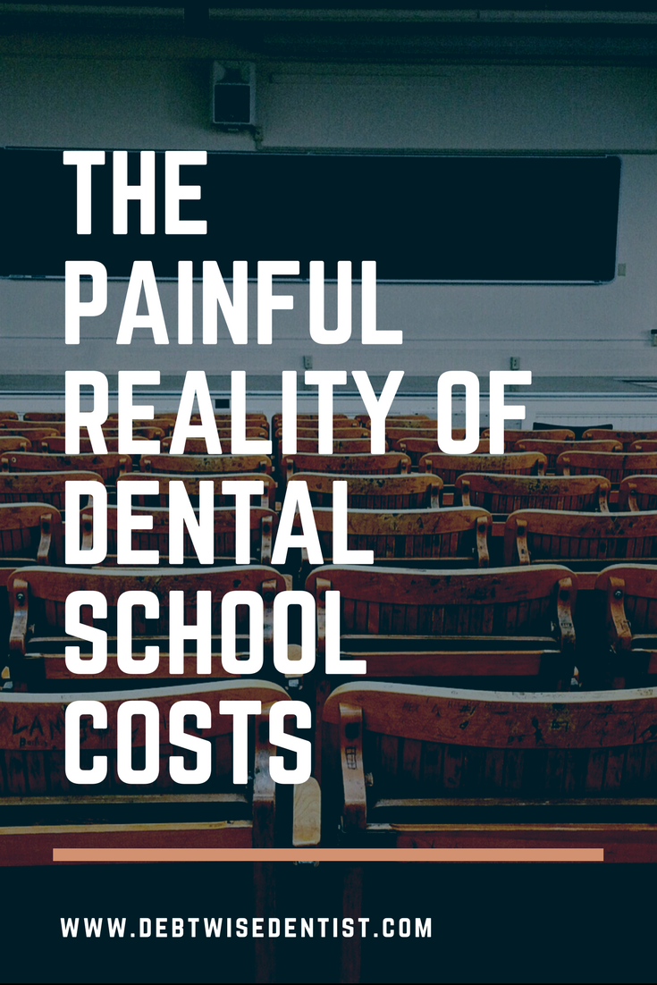 The Painful Reality of Dental School Costs Dental school