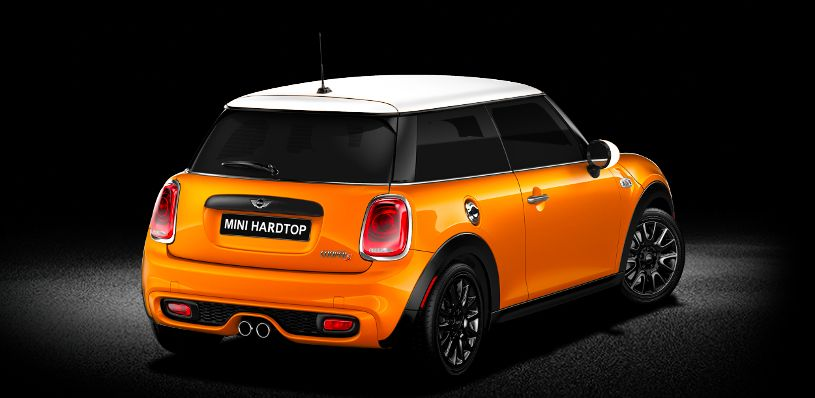 2014 mini cooper s volcanic orange thinking about trading my mini convertible in for this one. Black Bedroom Furniture Sets. Home Design Ideas