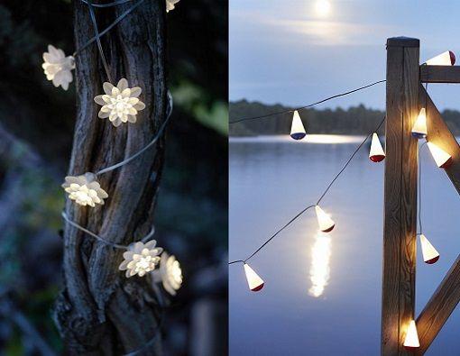 guirnaldas solares ikea | Lámpara de ikea, Iluminación de