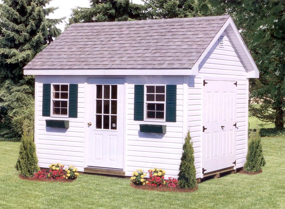 garden sheds 10 x 12 inspiration ideas 27883 decorating ideas - Garden Sheds 6 X 10