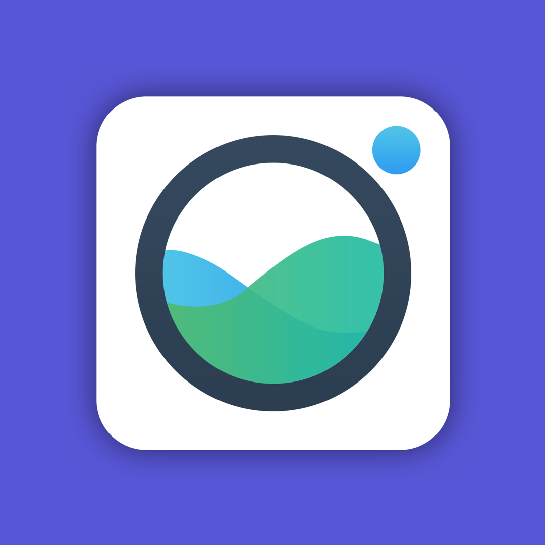 Logo for ondemand laundry service mobile application