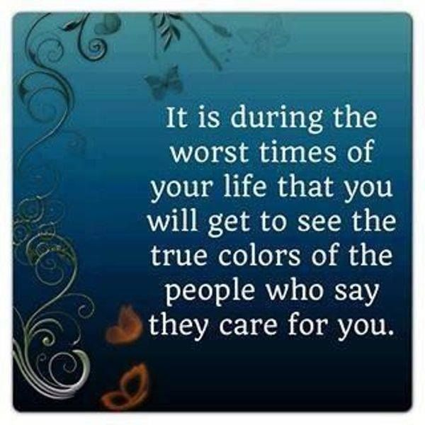Truth hard times reveal true friends words close to for Hard exterior quotes