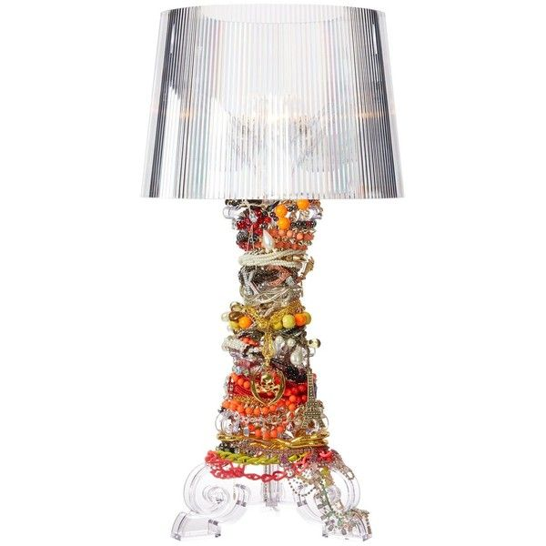 Kartell Home Bourgie Edition Table Lamp By Starck (34,840