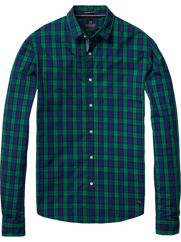 Men's Shirts | Scotch & Soda | Official Webstore