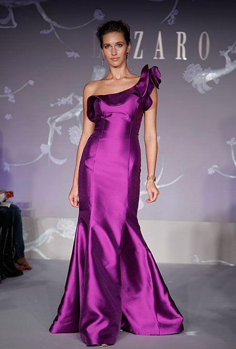 Lazaro evening dresses