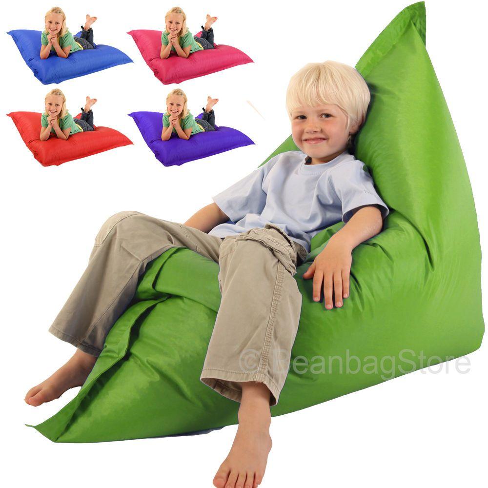 Astounding Details About Kids Big Bag Bean Bag Chair Childrens Giant Theyellowbook Wood Chair Design Ideas Theyellowbookinfo