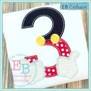 Embroidery Boutique : Applique Designs : Embroidery Designs : Digital Applique Embroidery Design