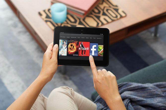 Anche in Italia arriva Kindle Fire HD