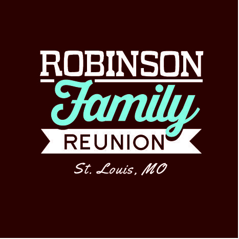 Custom Family Reunion T-Shirts | Cool Family T-shirts | Can get ...