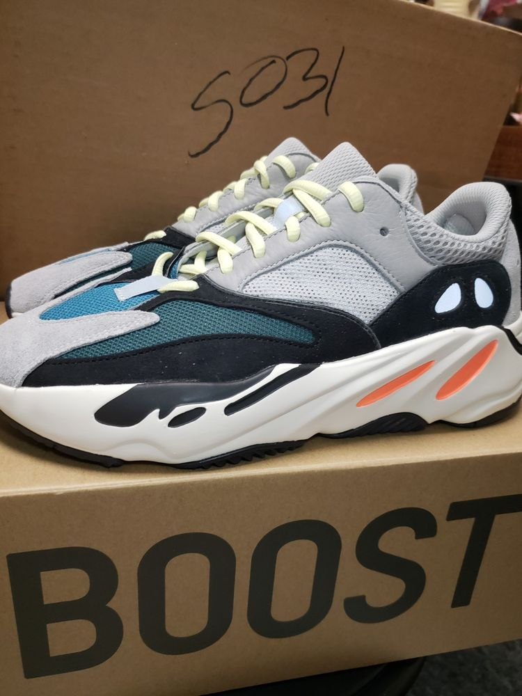 a7daf810b yeezy wave runner 700 size 9  fashion  clothing  shoes  accessories   mensshoes  athleticshoes (ebay link)