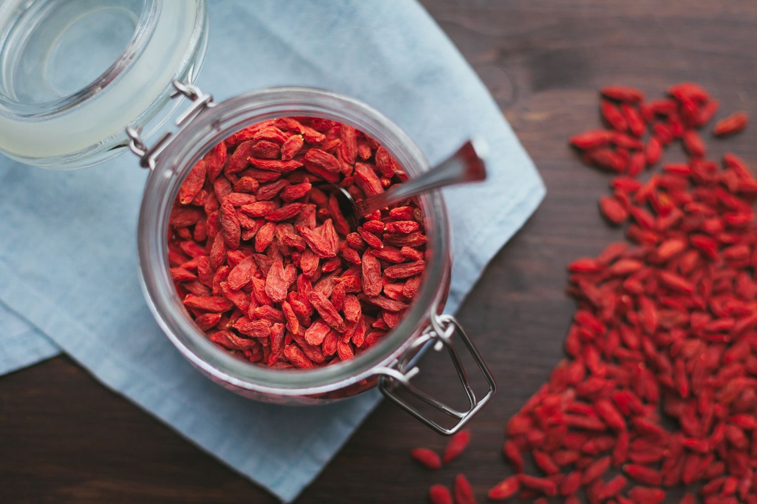 16 Tips For Safe Storage Of Dehydrated Foods Berries Recipes Dried Goji Berries Goji Berry Recipes